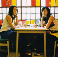 Shonen Knife in 2003