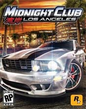 Midnight Club L.A. box art