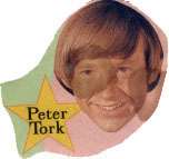 Root Beer-Stained Peter Tork