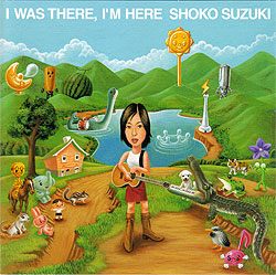 """I Was There, I'm Here"" Album Cover"
