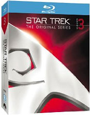 Star Trek TOS Season 3 Blu-Ray Set