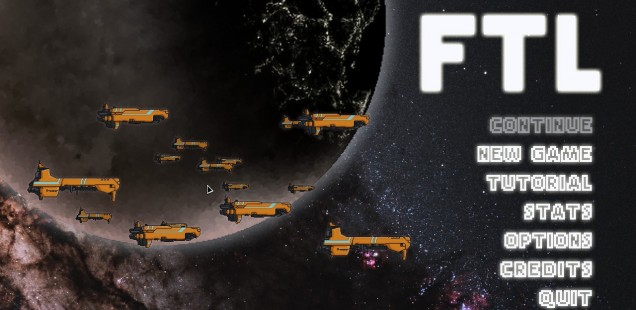 Oddball Review: FTL (Faster Than Light)