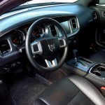 Charger Interior with UConnect 8.4N