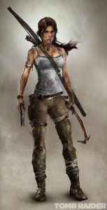 Lara Croft, rebooted